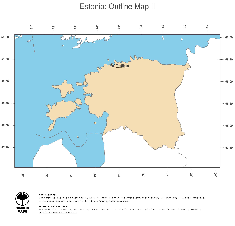 Map estonia ginkgomaps continent europe region estonia jpg 2391 x 2480 pxl gumiabroncs Choice Image