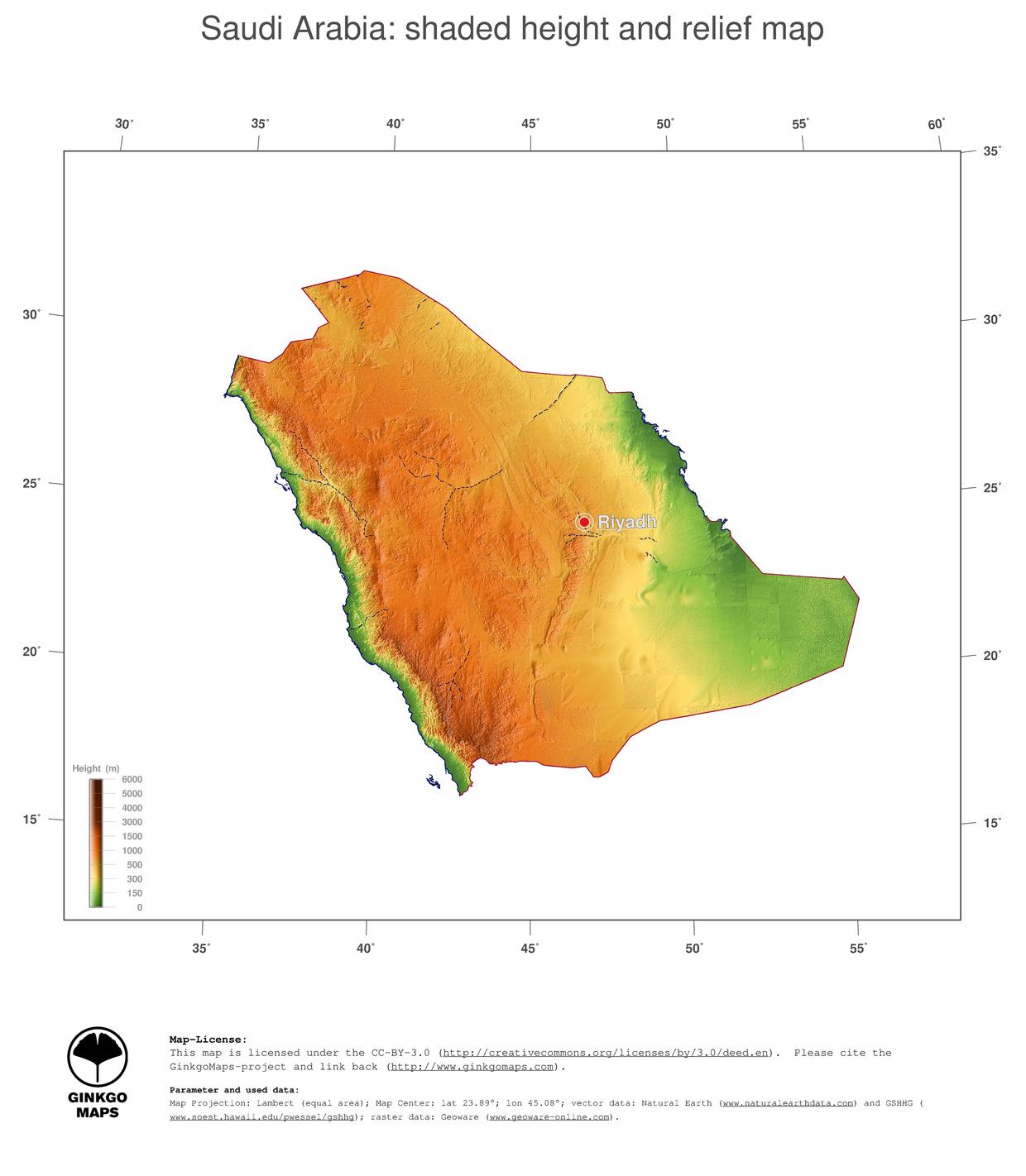 Saudi Arabia Map Pdf 3 Map Saudi Arabia